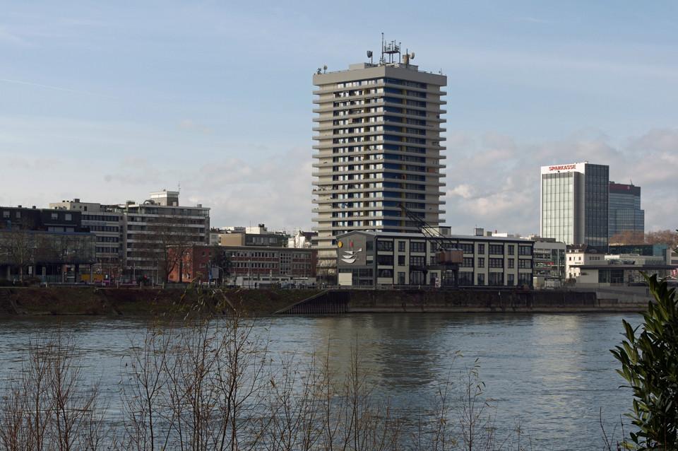 Blick über den Fluss