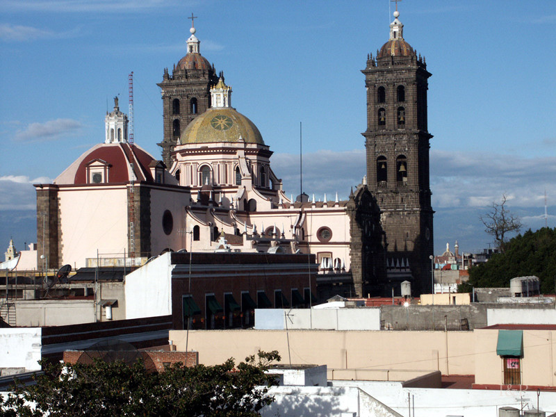 Puebla, Cathedral de la Conzeption