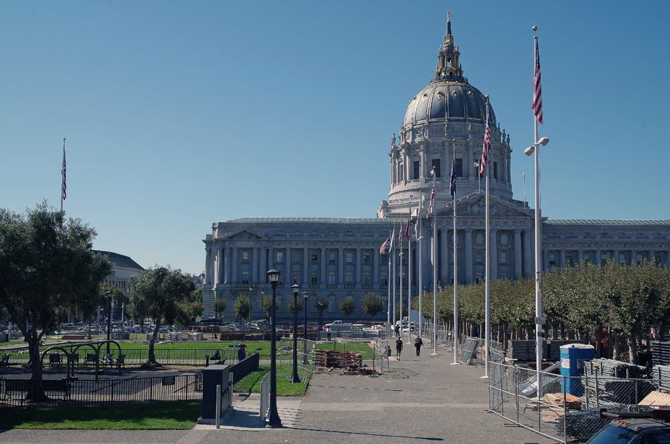 Straßen von San Francisco