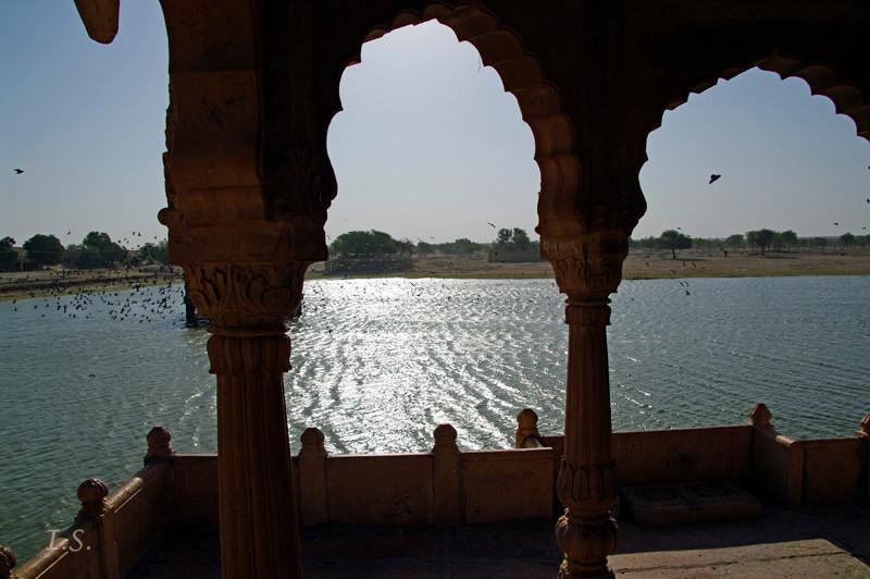 Jaisalmer Gadi Sager See