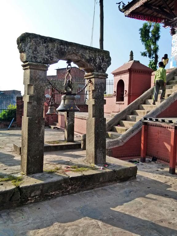 Dhulikhel, kleiner Tempel