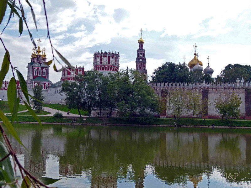 Moskau, Neujungfrauenkloster