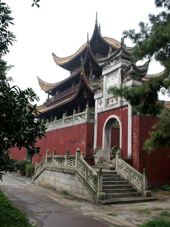 YueYang Turm