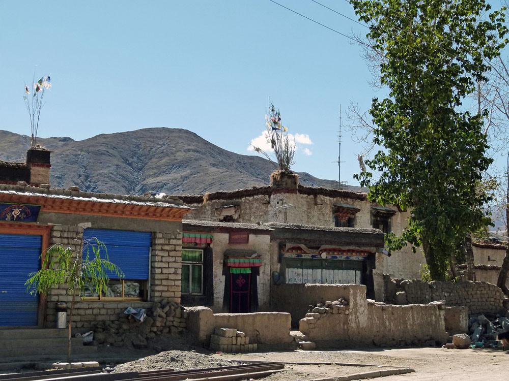 Dorf Shalu