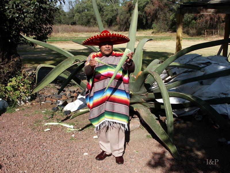 Teotihuacan, Steinschleiferei