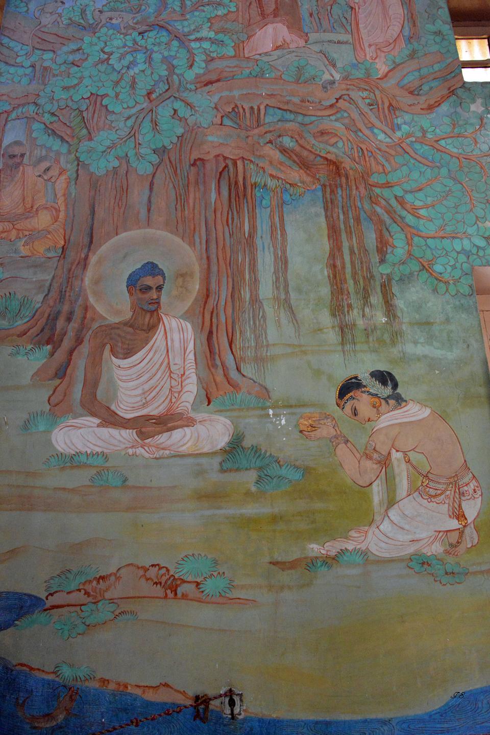 """Mulanga Dhakuṭi Vihar"""