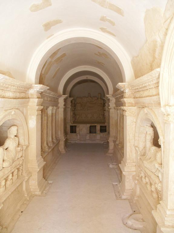 Palmyra, Grabkammer