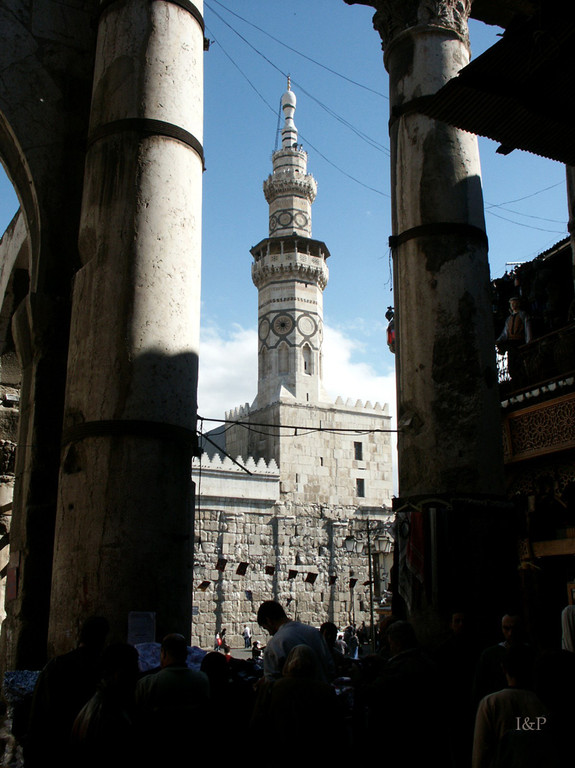 Damaskus Omajjaden-Moschee