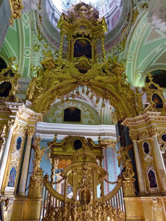 Sankt Petersburg, Peter und Paul Festung