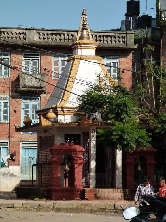 Dhulikhel, Tempel