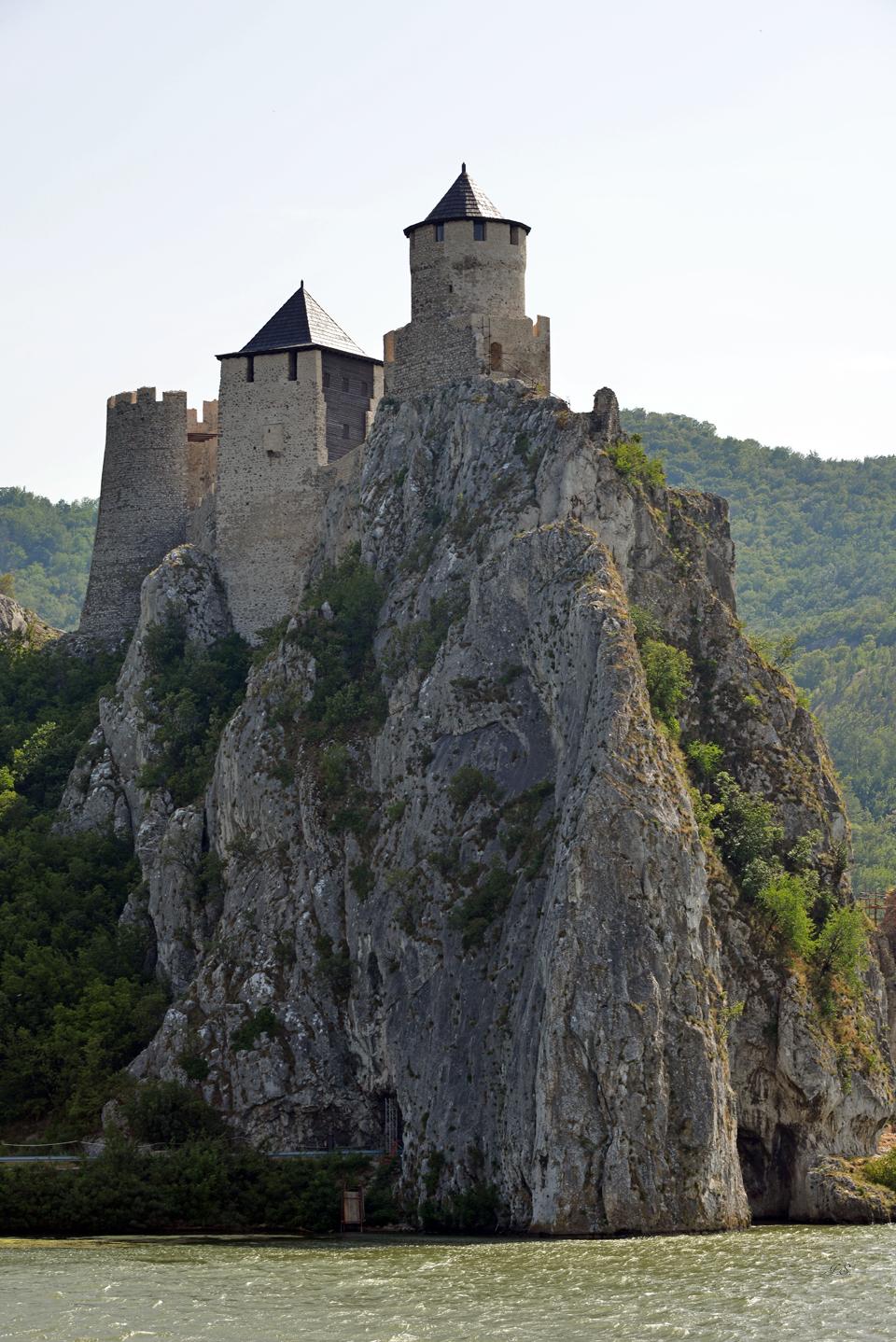 Burg Golubac