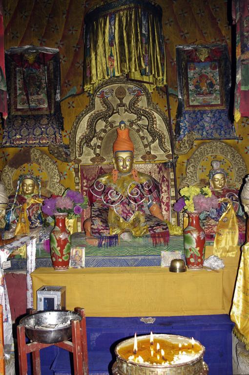 Kloster Tangboche, innen