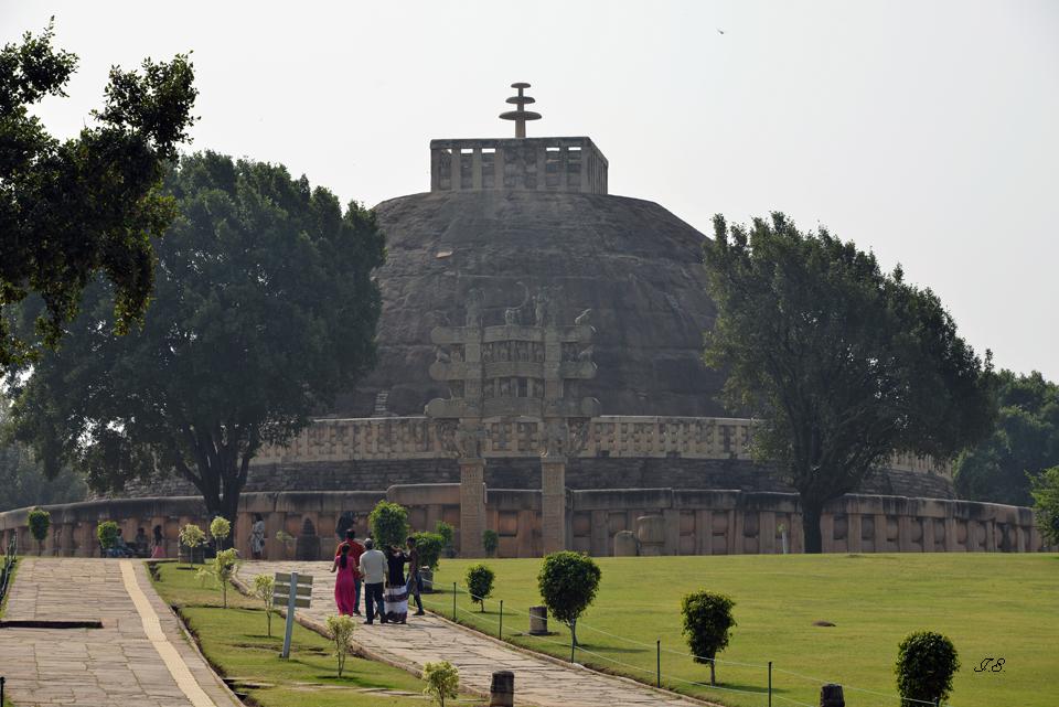 """""""Große Stupa"""", Sanchi"""