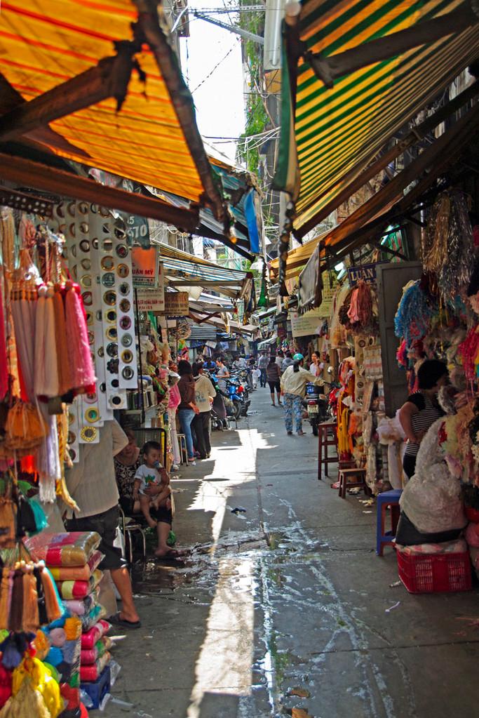 Saigon, Chinatown