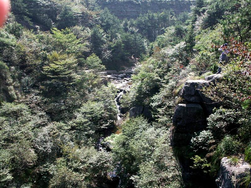 Jiujiang-Lushan Gebirge