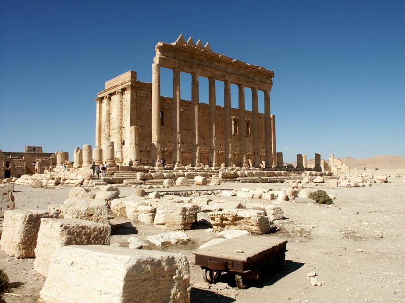 Palmyra, Bel Shamin-Tempel