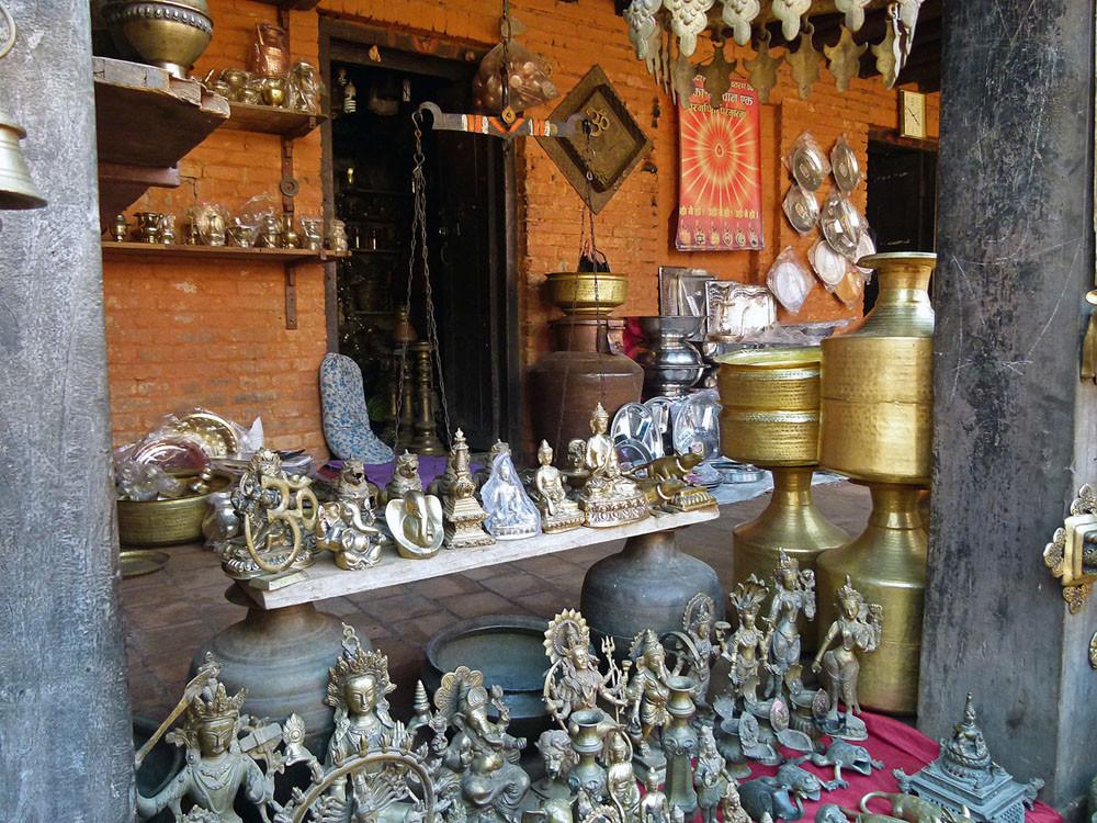 Bhaktapur, Basar