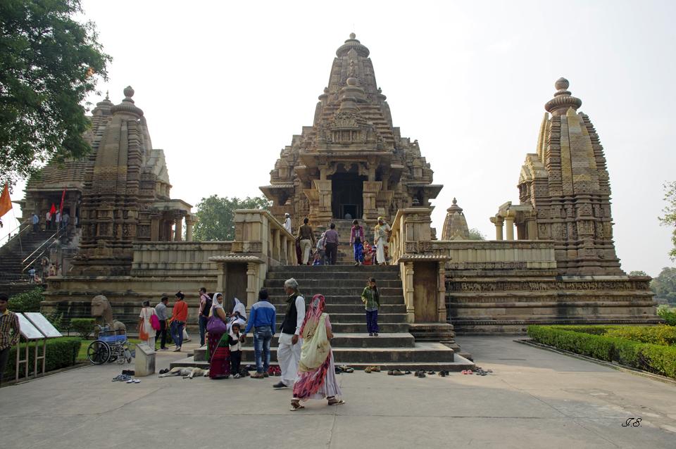 """""""Tempel von Khajuraho"""""""