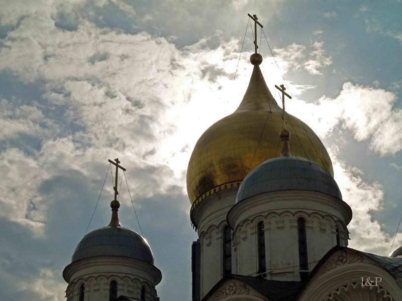 Moskau,Erzengel Michael-Kathedrale