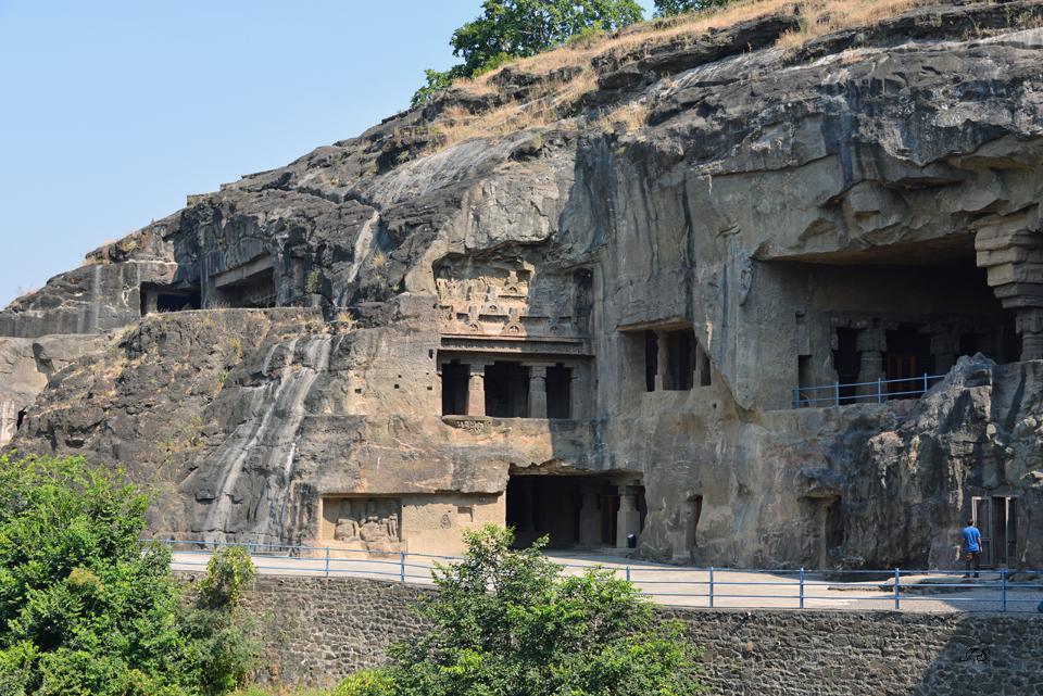 Ellora-Höhlen