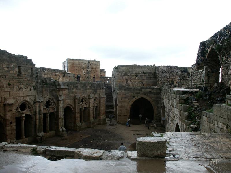 Homs, Kreuzfahrerburg
