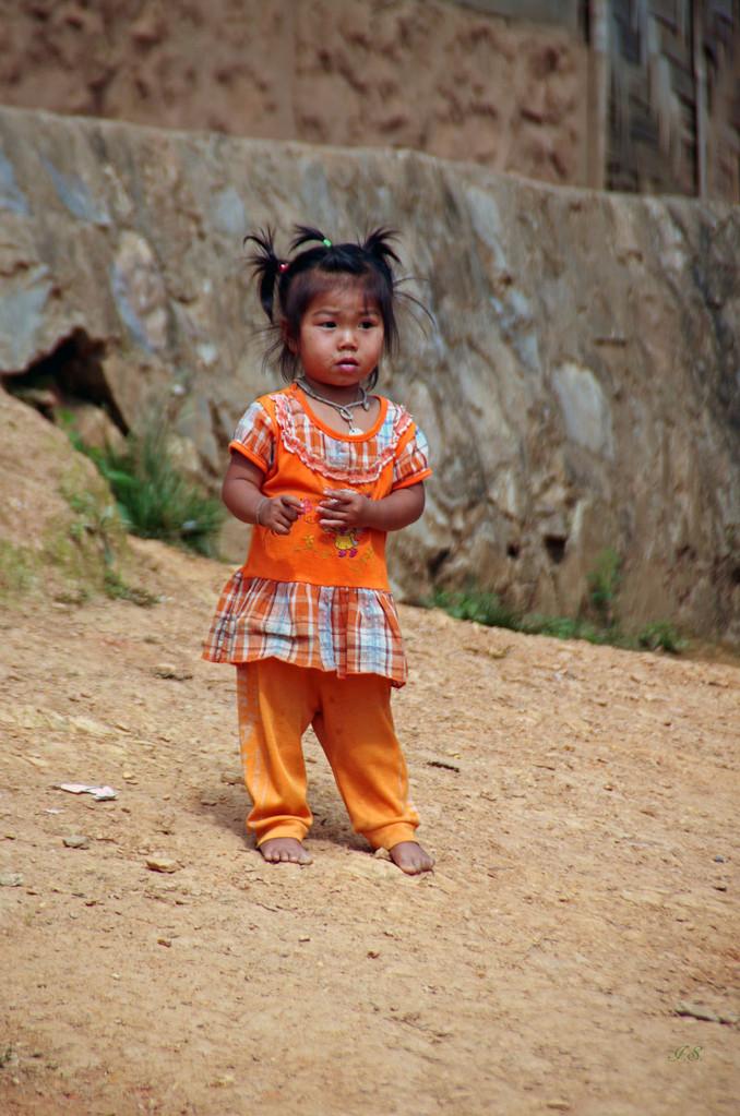 kleine Lady