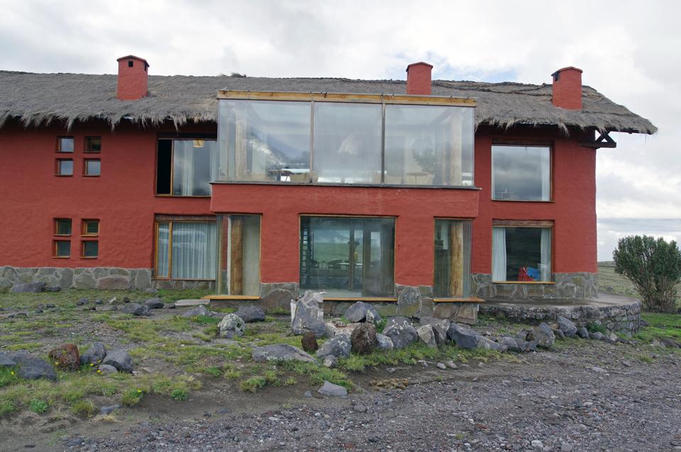 "Berghütte""Tambobaxi"""