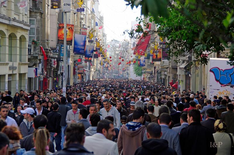 Istanbul Altstadt