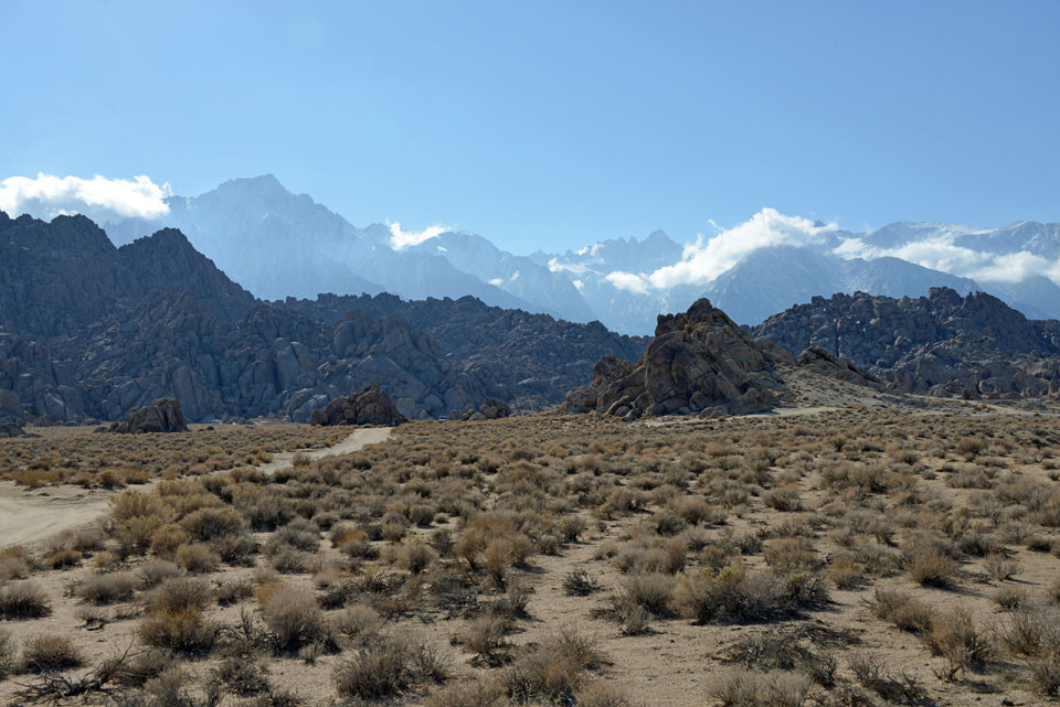 Alabama Hills Arch Trail