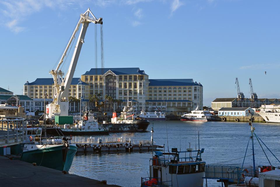 Kapstadt, Waterfront