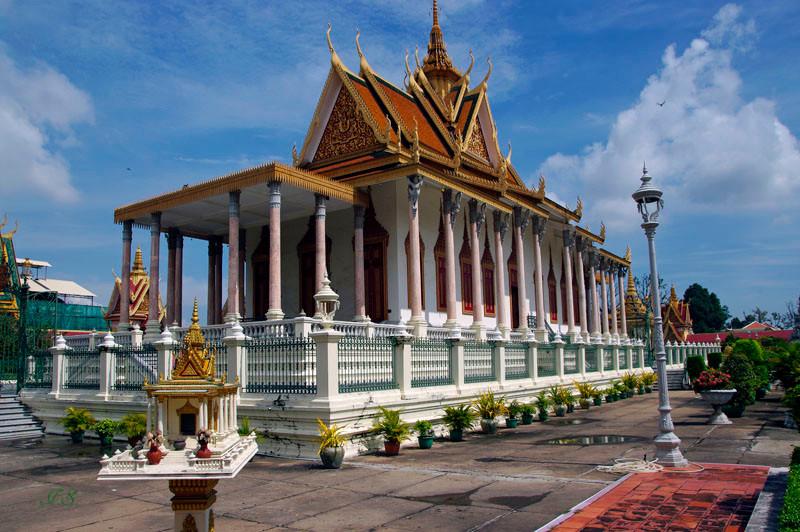 Phnom Penh, Königspalast