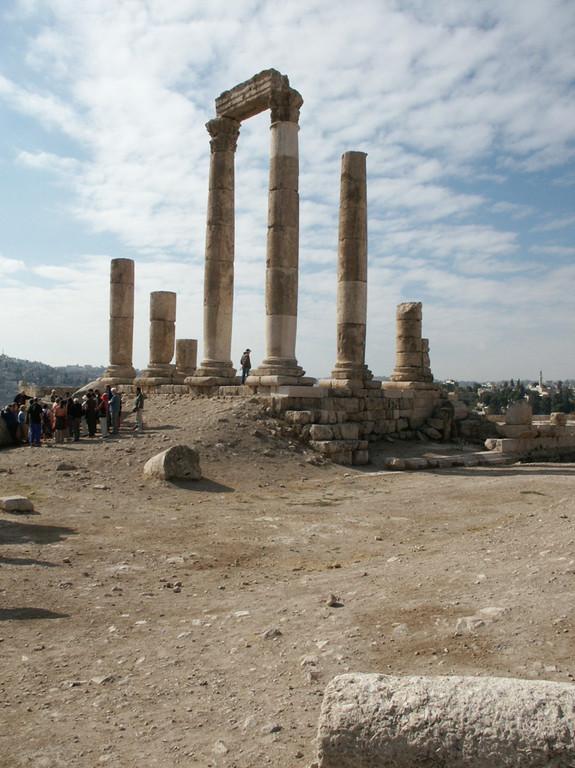 Amman, Zitadellenhügel
