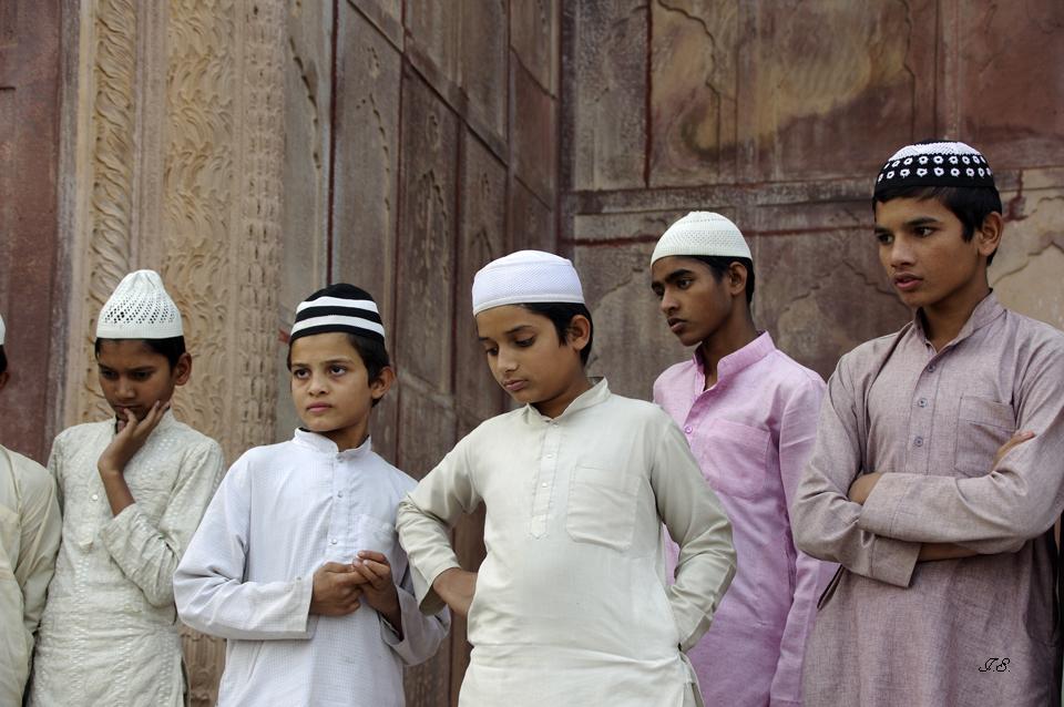Koran-Schüler