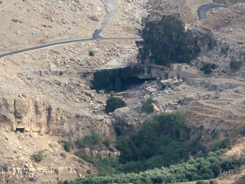 Berg Nebo, Mosesquelle