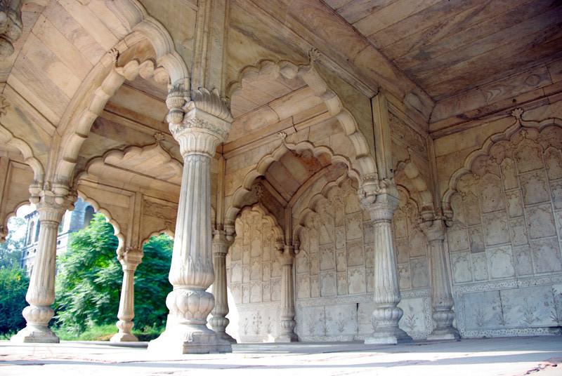 Delhi rotes Fort