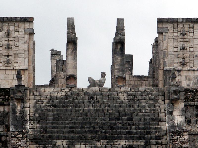 Cichen Itza, Tempel