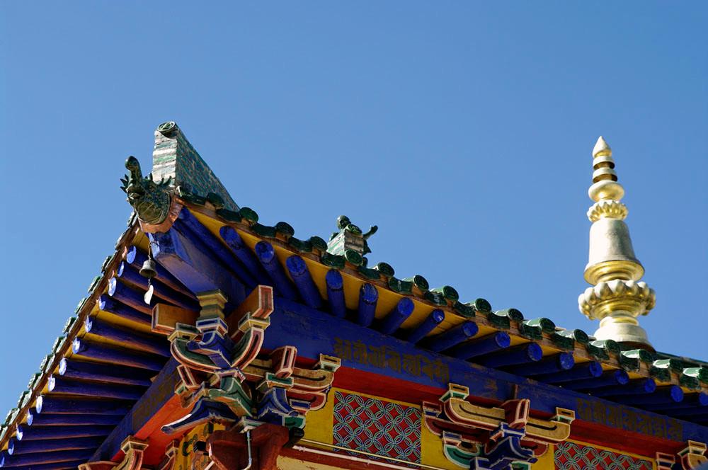 Shalu   Kloster