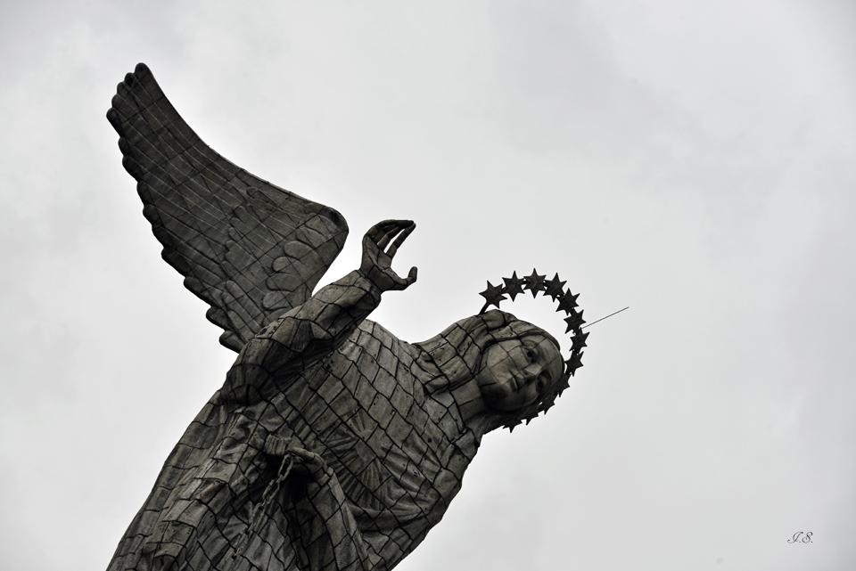 'Jungfrau von Quito'