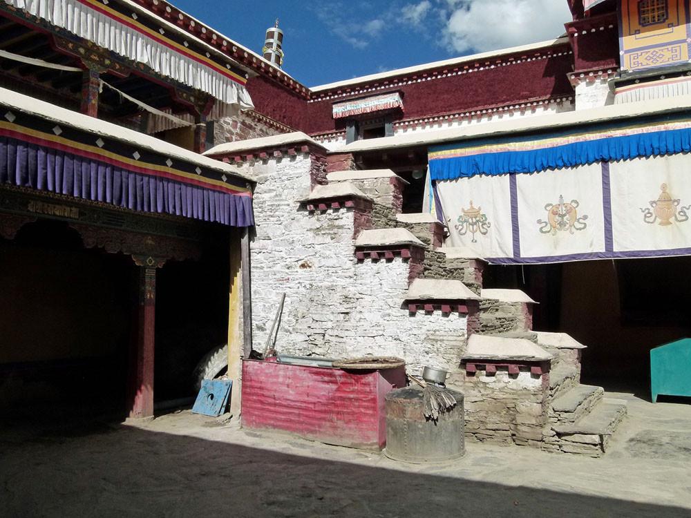 Kloster Tangboche