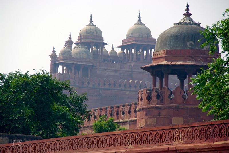 Fathepur Sikri Königspalast