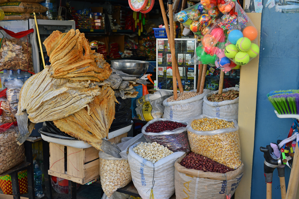 Riobamba, Markt