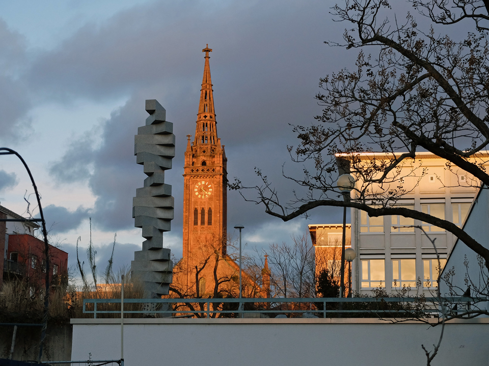 Kirche und Kunst