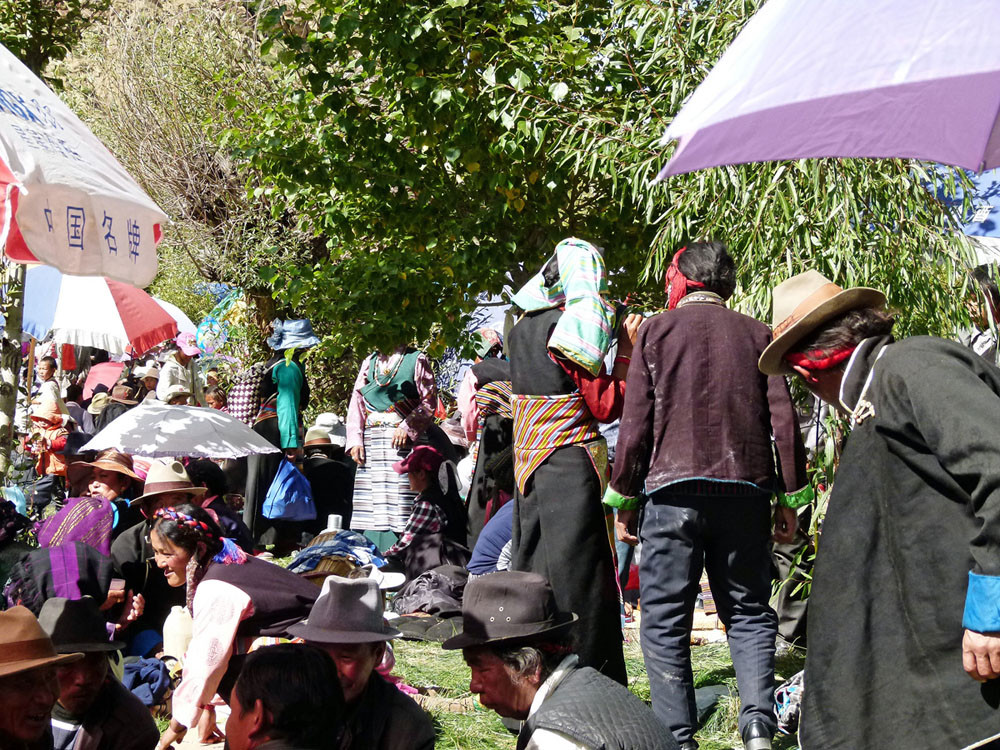 Shigatse, Fest