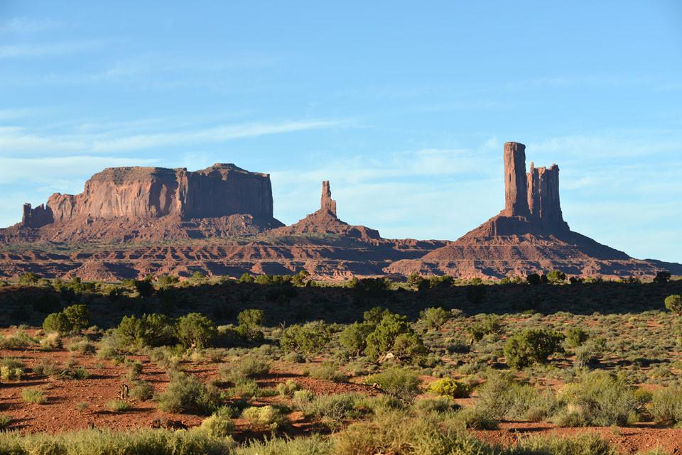 Im Herzen des Monument Valley