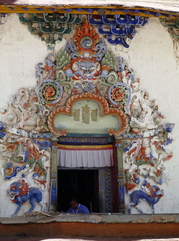 Kumbum Tschörten, Palkhor Chöde Kloster