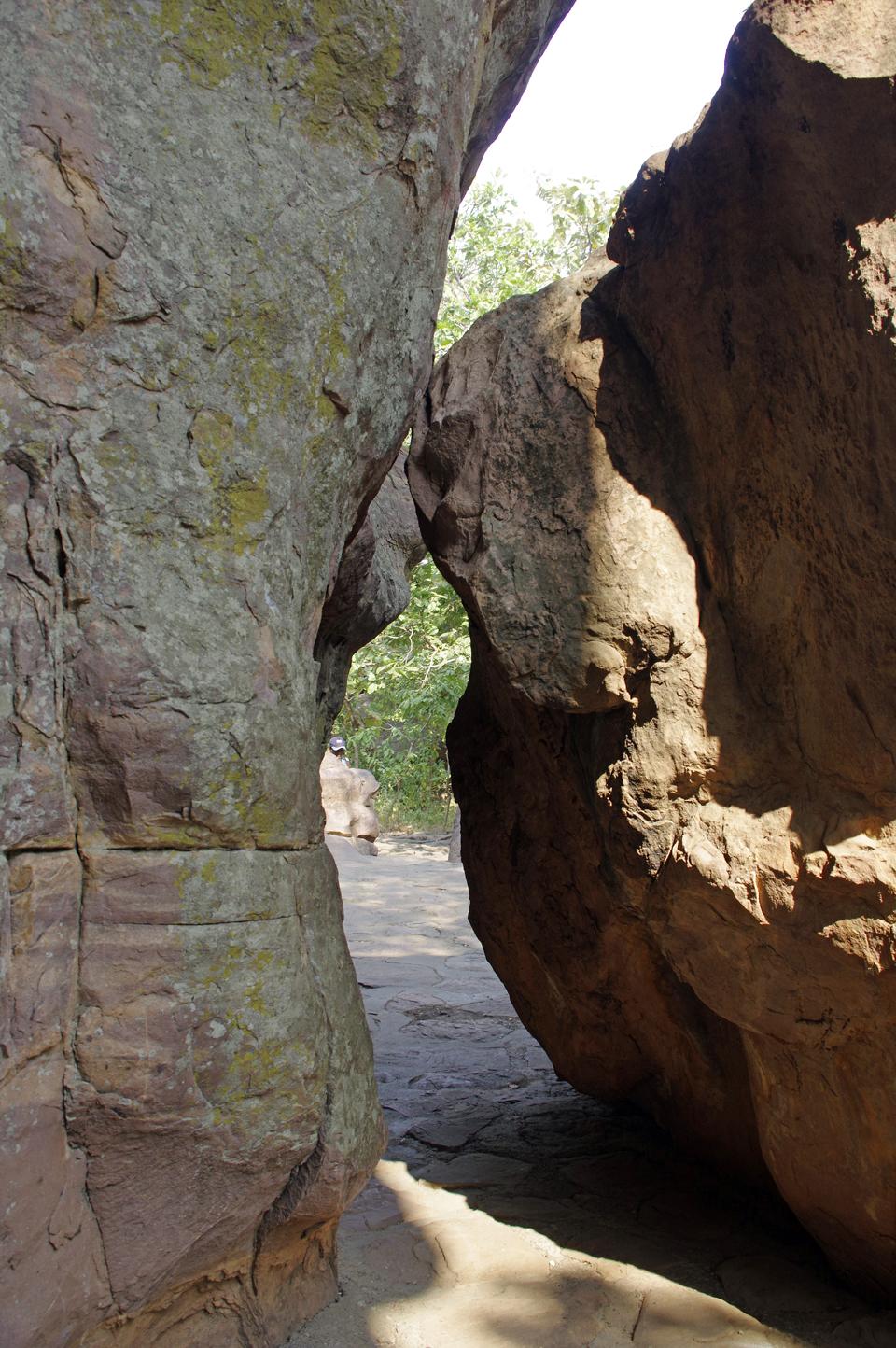 """""""Höhlen von Bhimbetka"""""""