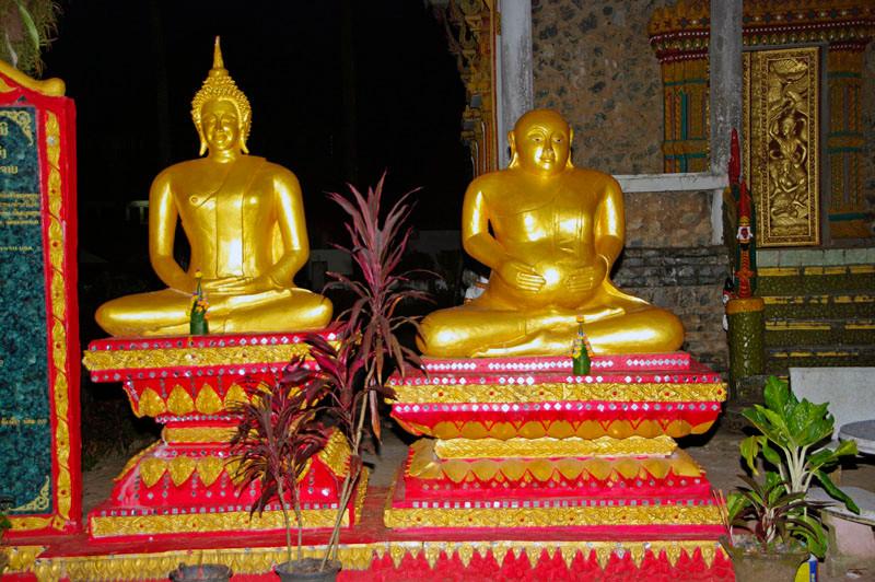 kleines Wat in Van Ving