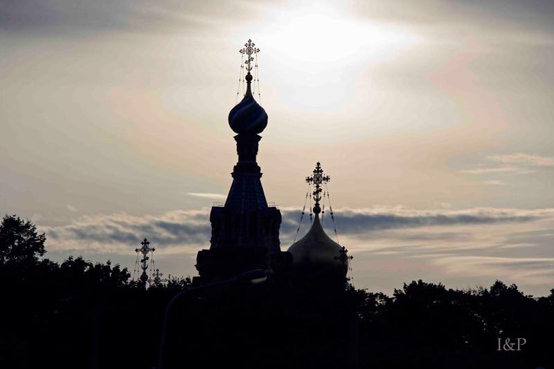 Sankt Petersburg, Kanalfahrt