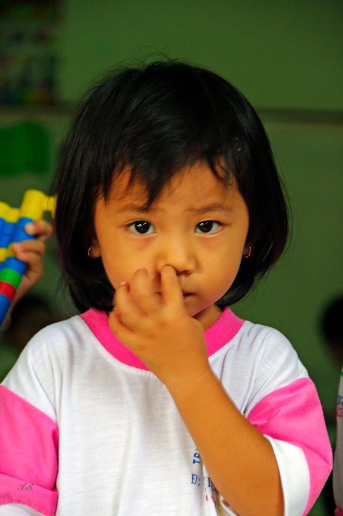 Cai Rang-Chau Doc, Schule und Kindergarten