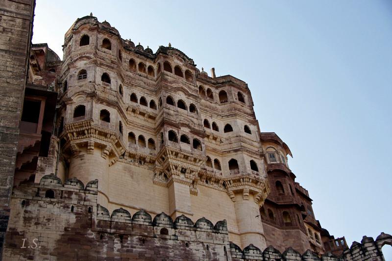 Jodhpur Meherangar Festung